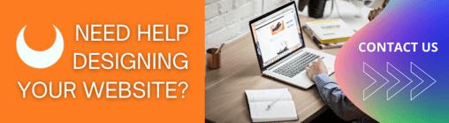 need help designing your website_